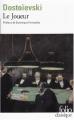 Couverture Le joueur Editions Folio  (Classique) 2011