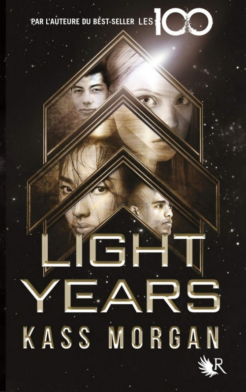Couverture Light Years, tome 1