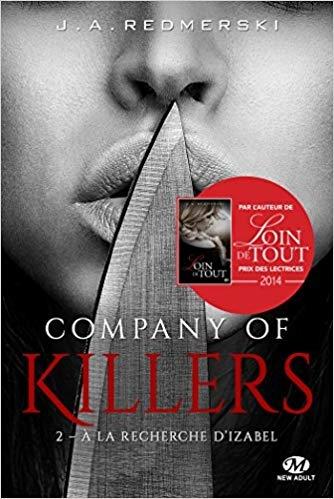 Couverture Company of Killers, tome 2 : A la recherche d'Izabel