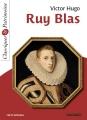 Couverture Ruy Blas Editions Magnard (Classiques & Patrimoine) 2017
