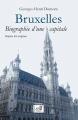 Couverture Bruxelles - Biographie d'une capitale Editions des Samsara 2018