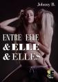 Couverture Entre elle & elle & elles Editions Evidence (Freyja) 2018