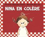Couverture Nina en colère Editions Kaléidoscope 2017