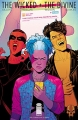 Couverture The Wicked + The Divine: The Funnies Editions Image Comics 2018
