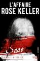 Couverture L'affaire Rose Keller Editions French pulp 2018