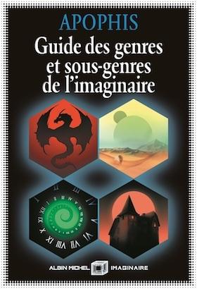 Couverture Guide des genres et sous-genres de l'imaginaire
