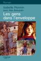 Couverture Les gens dans l'enveloppe Editions Feryane 2016