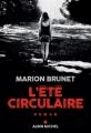 Couverture L'été circulaire Editions Albin Michel 2018