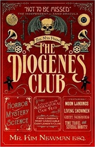 Couverture The Diogenes Club, book 1: The Man from the Diogenes Club