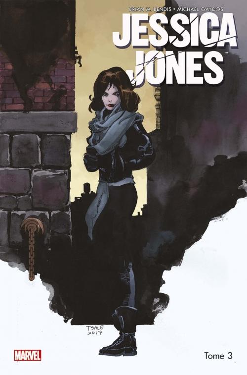 Couverture Jessica Jones, tome 3 : Le Retour de l'Homme Pourpre