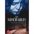 """Couverture Les Misérables """"L'épopée de Gavroche"""" Editions Le Livre de Poche (Jeunesse) 2012"""