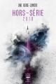 Couverture Hors-série Une Heure-Lumière 2018 Editions Le Bélial' (Une Heure Lumière) 2018