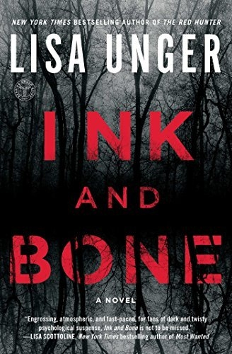 Couverture Ink and bone