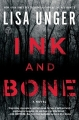 Couverture Ink and bone Editions Touchstone Books 2017