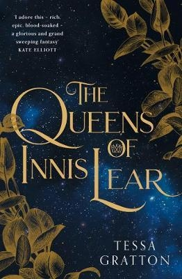 Couverture The Queens of Innis Lear