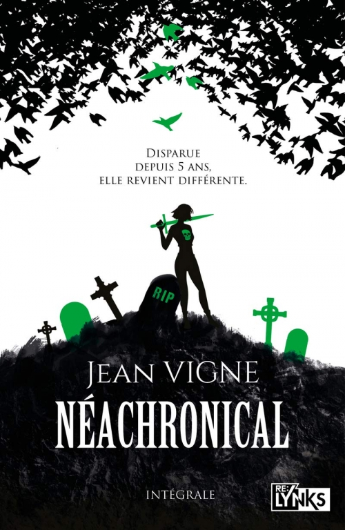 Couverture Neachronical, integrale