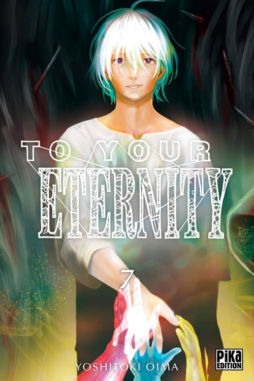 Couverture To your eternity, tome 7