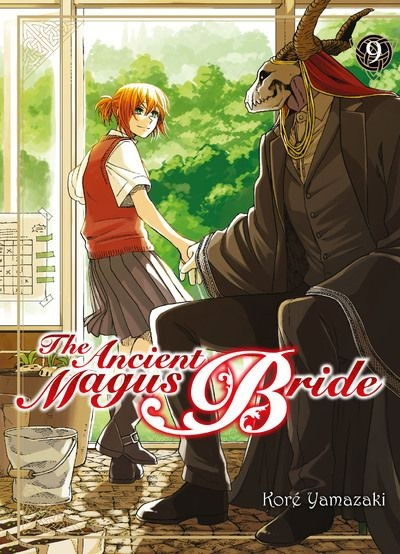Couverture The ancient magus bride, tome 09