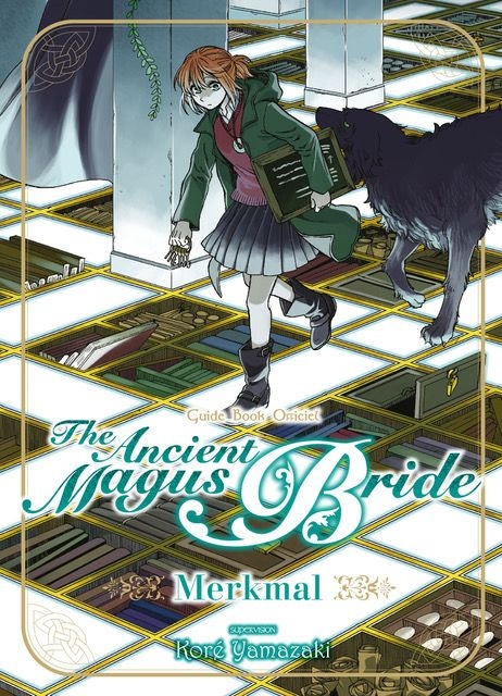 Couverture The ancient magus bride - Guide book - Merkmal