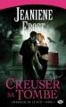 Couverture Chasseuse de la nuit, tome 4 : Creuser sa tombe Editions Milady 2011
