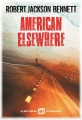 Couverture American Elsewhere Editions Albin Michel (Imaginaire) 2018