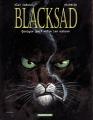 Couverture Blacksad, tome 1 : Quelque part entre les ombres Editions Dargaud 2013