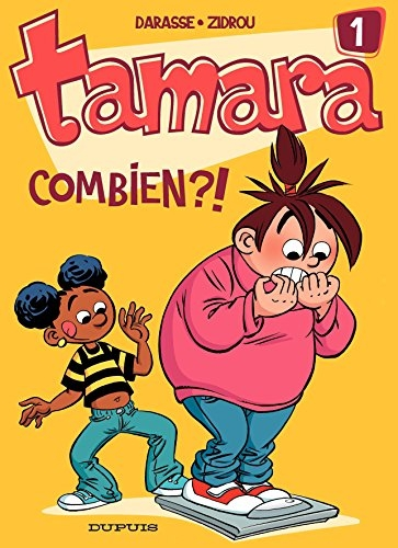 Couverture Tamara, tome 01 : Combien ?