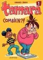 Couverture Tamara, tome 01 : Combien ? Editions Dupuis 2012