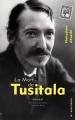 Couverture La Mort de Tusitala Editions Anacharsis (Fictions) 2011