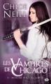 Couverture Les vampires de Chicago, tome 04 : Mordre vous va si bien Editions Milady 2011