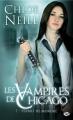 Couverture Les vampires de Chicago, tome 07 : Permis de mordre Editions Milady 2013