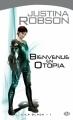 Couverture Lila Black, tome 1 : Bienvenue en Otopia Editions Milady 2010