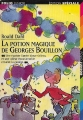 Couverture La potion magique de Georges Bouillon Editions Folio  (Junior - Edition spéciale) 1997