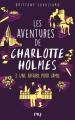 Couverture Les Aventures de Charlotte Holmes, tome 3 : Une affaire pour Jamie Editions Pocket (Jeunesse) 2018