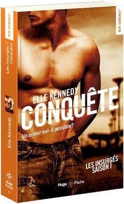 Couverture Les insurgés, tome 1 : La conquête