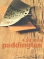 Couverture Le train de 16h50 Editions HarperCollins (Agatha Christie signature edition) 2002