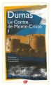 Couverture Le comte de Monte-Cristo (2 tomes), tome 1 Editions Flammarion (GF) 1998