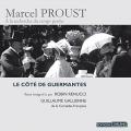 Couverture Le Côté de Guermantes, intégrale Editions Thélème 2017
