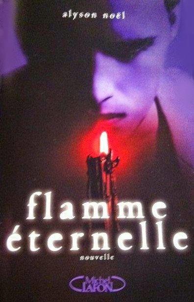 Couverture Eternels, tome 0.5 : Flamme éternelle