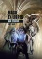 Couverture Magie Ex Libris, tome 3 : Sur épreuves Editions L'Atalante (La Dentelle du cygne) 2018