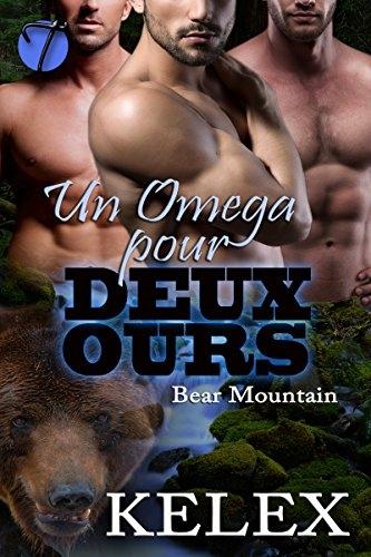 Couverture Bear mountain, tome 3 : Un omega pour deux ours
