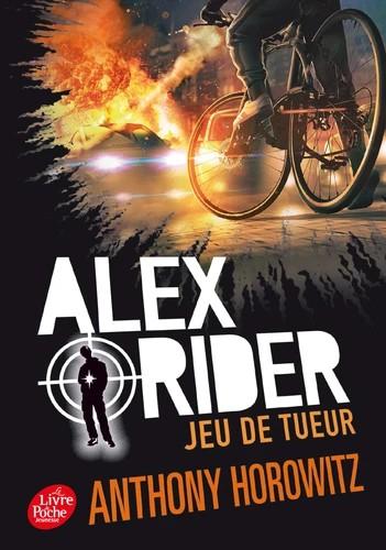 Couverture Alex Rider, tome 04 : Jeu de tueur