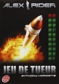 Couverture Alex Rider, tome 04 : Jeu de tueur Editions Le Livre de Poche (Jeunesse) 2017