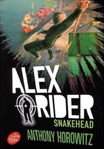 Couverture Alex Rider, tome 07 : Snakehead