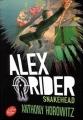 Couverture Alex Rider, tome 07 : Snakehead Editions Le Livre de Poche (Jeunesse) 2017