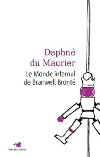 Couverture Le Monde infernal de Branwell Brontë