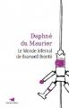 Couverture Le Monde infernal de Branwell Brontë Editions de La Table ronde (Petit Quai Voltaire) 2018