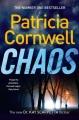 Couverture Kay Scarpetta, tome 24 : Chaos Editions HarperCollins 2017
