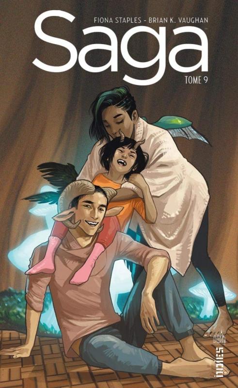 Couverture Saga, tome 09