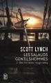 Couverture Les Salauds Gentilshommes, tome 2 : Des Horizons rouge sang Editions J'ai Lu 2017